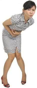 Dor de barriga