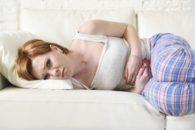 Chás que aliviam a dor de barriga