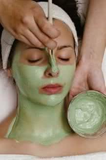 Máscara para pele