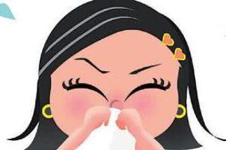 Solução natural para nariz entupido