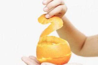 Quais os benefícios do chá de casca de laranja?