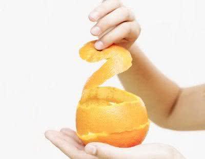 Casca da laranja