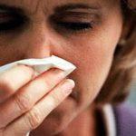 Chá natural para tratamento da sinusite