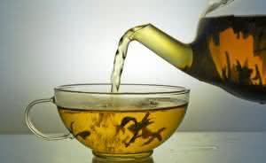 Chá, a solução para lhe deixar fininho