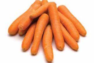 Benefícios que a cenoura oferece à saúde!