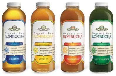 Kombucha, uma bebida muito apreciada no oriente