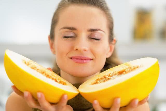Conheça os benefícios do consumo do melão!