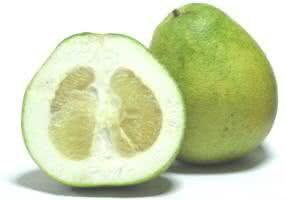 Pomelo - uma fruta gostosa e cheia de benefícios