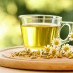 Os incríveis benefícios do chá de Camomila