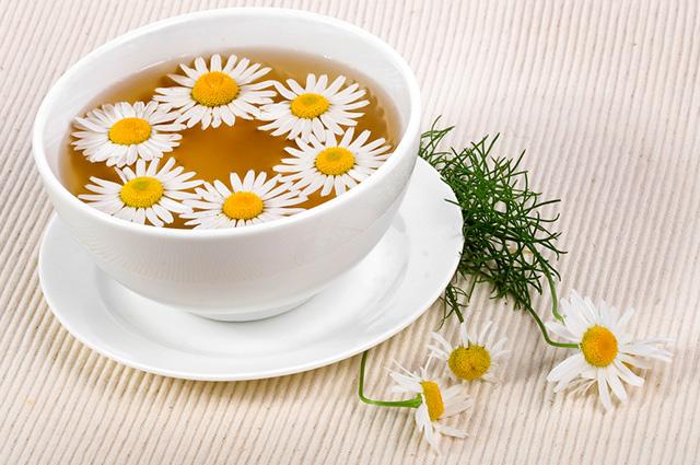 Entre os incríveis benefícios do chá de camomila estão o controle da ansiedade e insônia