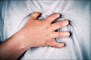Angina no peito