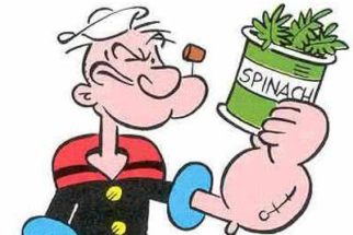 Benefícios do consumo de espinafre