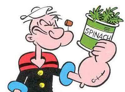 Conheça os benefícios do espinafre
