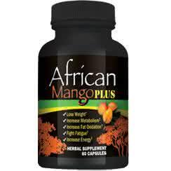 Extrato de manga africana