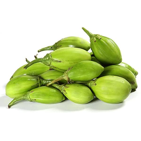 Jiló beneficia contra mau hálito e colesterol alto