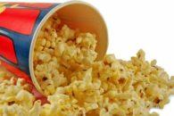 Benefícios de comer Pipoca