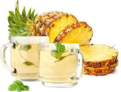 Conquiste a boa forma com o delicioso chá de abacaxi