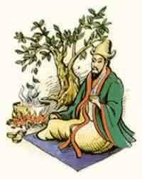 Shen Nung - Imperador chinês