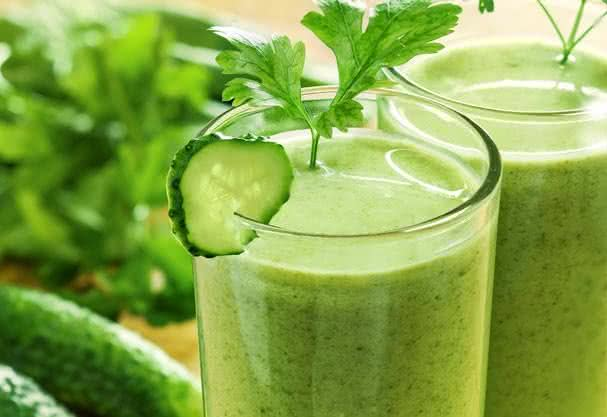 Aprenda receitas de sucos detox