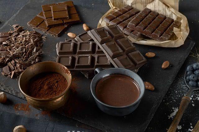 O chocolate amargo vai proteger o coração e ajudar na promoção de um bom humor