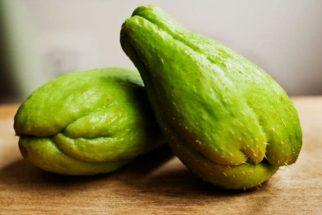 Conheça os benefícios e as propriedades do chuchu