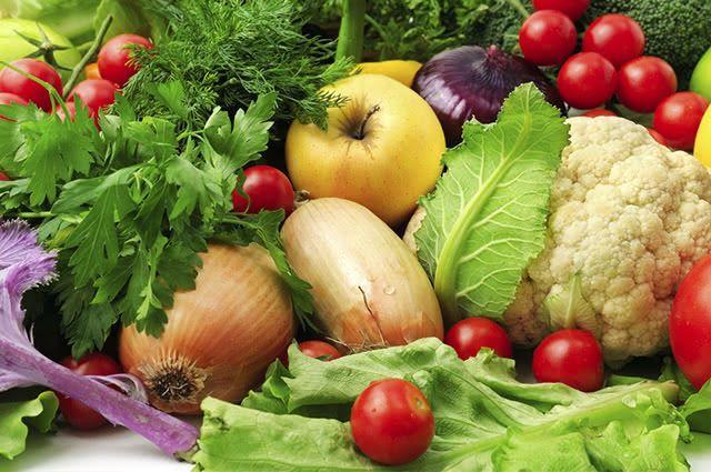 Quanto mais naturalmente colorida é a sua refeição, mais provável é deter uma abundância de nutrientes