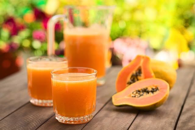 Os alimentos alaranjados ou amarelados podem ser usados na prevenção de células tumorais