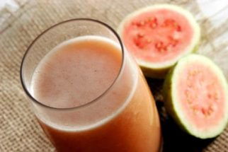 Suco de goiaba, um excelente remédio natural
