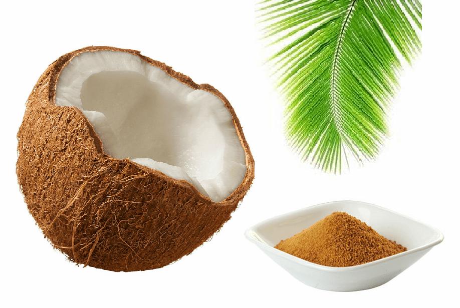 Açúcar de coco é mais saudável