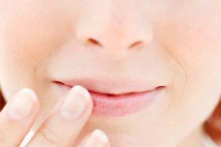 Receitas caseiras para tratar lábios ressecados