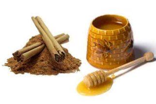 Os benefícios da mistura entre mel e canela