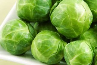 Couve de Bruxelas – Rico em antioxidantes e vários benefícios
