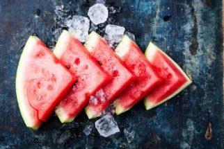 Alimentos ricos em água
