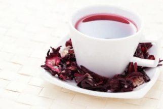 Chá de hibisco e seus poderes emagrecedores
