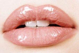 Receitas naturais para aumentar os lábios