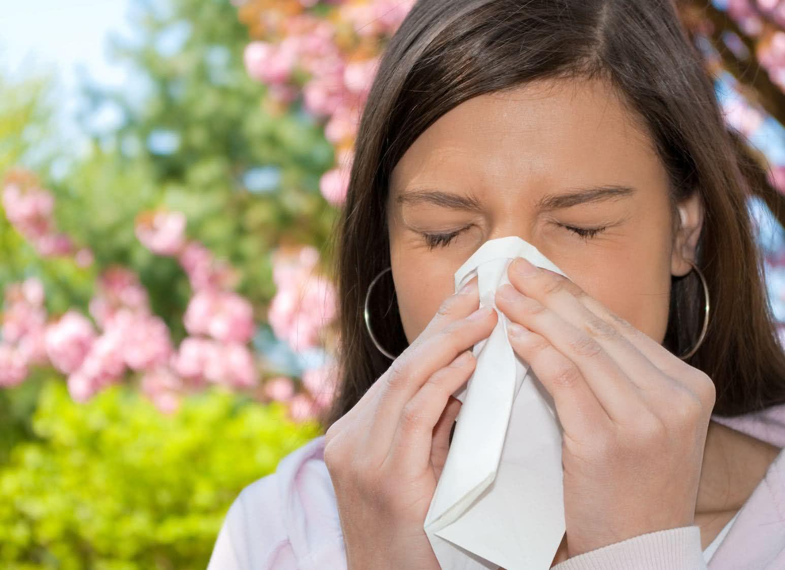 Remédios caseiros para alergia
