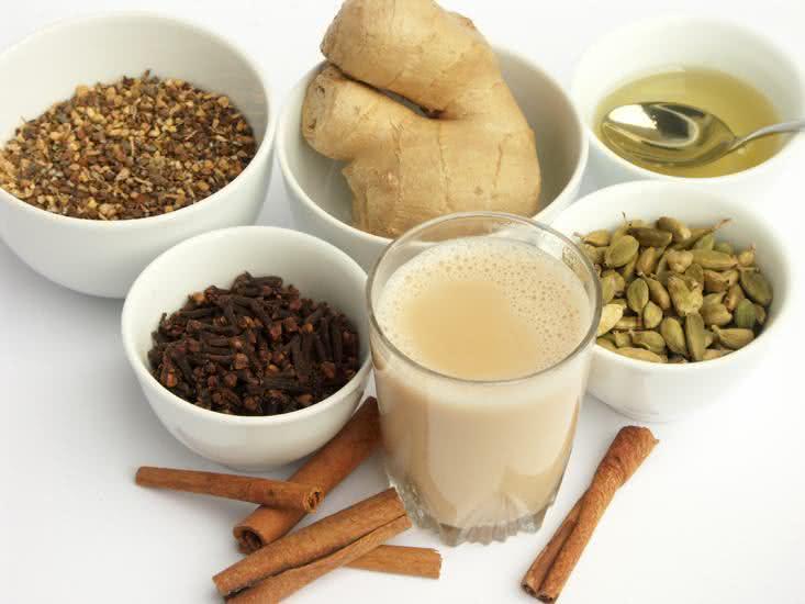 Masala chai: o chá de especiarias indianas - Remédio-Caseiro