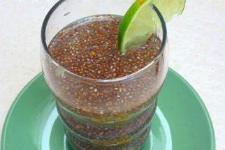 Suco de chia – Emagreça e fortaleça a saúde