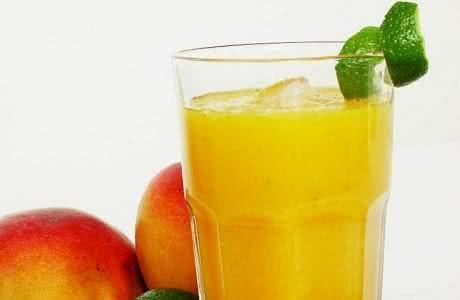 Suco de manga – Benefícios e propriedades