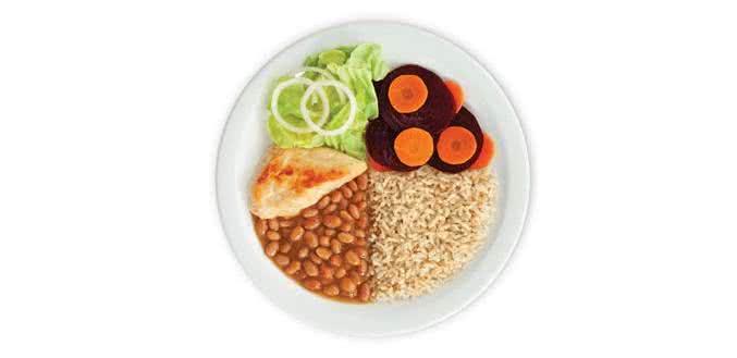 Alimentos liberados para pré-diabéticos