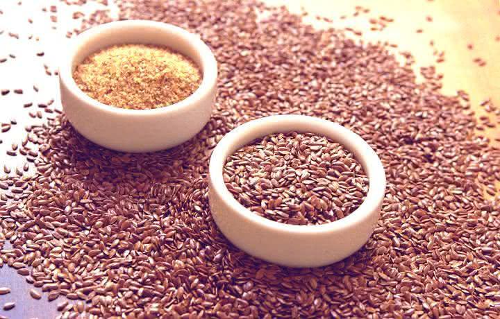 Chá de linhaça - Benefícios e propriedades