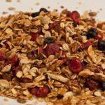 Benefícios que encontramos na granola