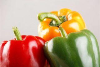 Amarelo, verde e vermelho – Os benefícios do pimentão
