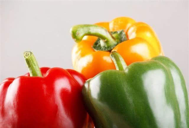 Amarelo, verde e vermelho - Os benefícios do pimentão