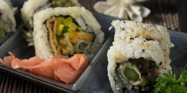 Algas marinhas para perder peso