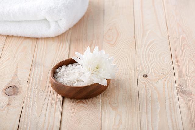 Imagem flor de sal