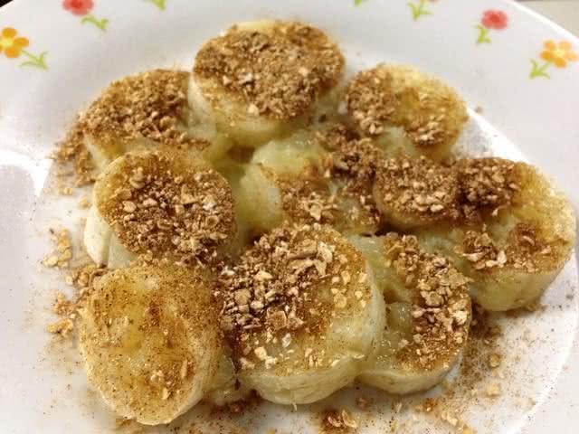 Banana com aveia: a poderosa receita para emagrecer
