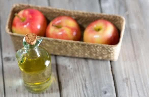 Retarde o envelhecimento com o vinagre de maçã