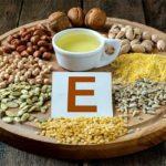 Os benefícios da vitamina E para a saúde