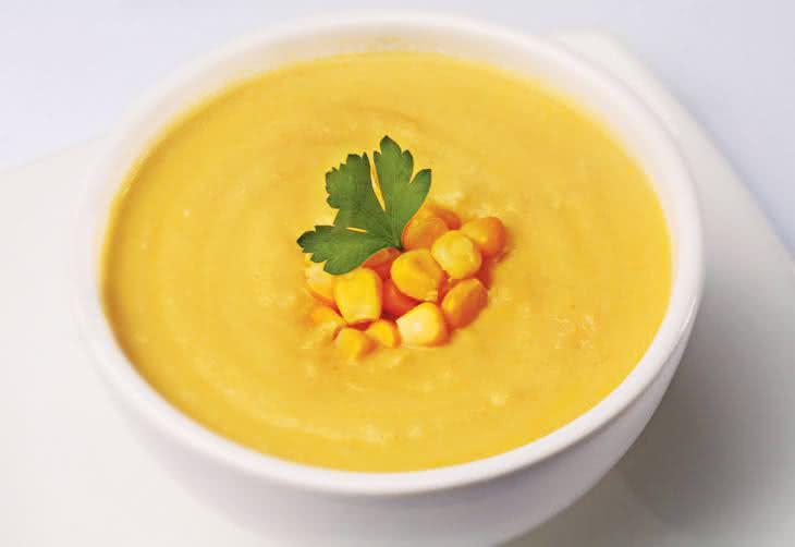 Aprenda receita de creme de milho que não engorda